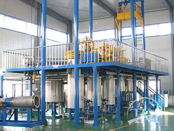 700L×3 Supercritical Extraction Equipment Workshop Operation Rules