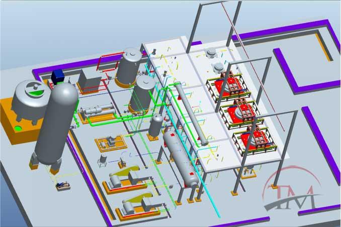 Extractor - 700L*3 CO2 Supercritical Extractor Equipment