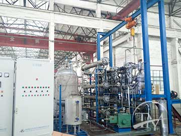 Extraction Heater and Separation Heater-700L Supercritical Fluid Extraction Part