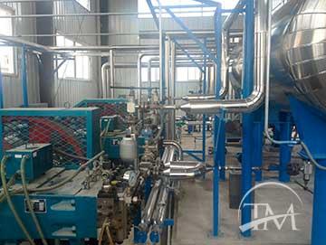 CO2 Separation System - 700L Supercritical Fluid Extraction Part