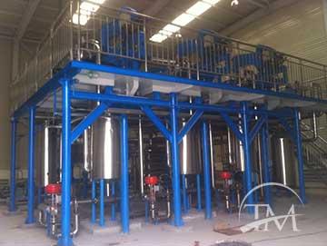 CO2 Storage System - 700L Supercritical Fluid Extraction Parts