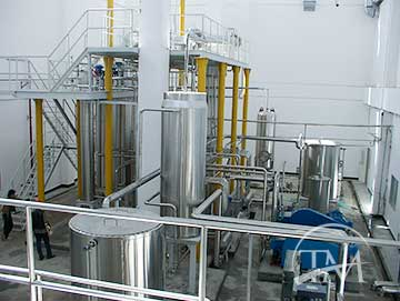 Additive System - 700L Supercritical CO2 Extraction Equipment Part