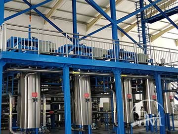 CO2 Extraction System - 700L Supercritical Fluid Extraction Parts